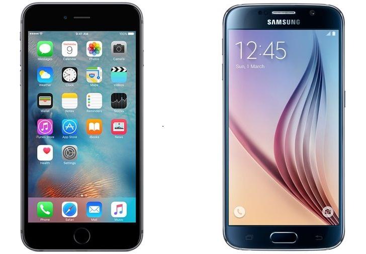 Top 10 Mobiele Telefoons Februari 2016