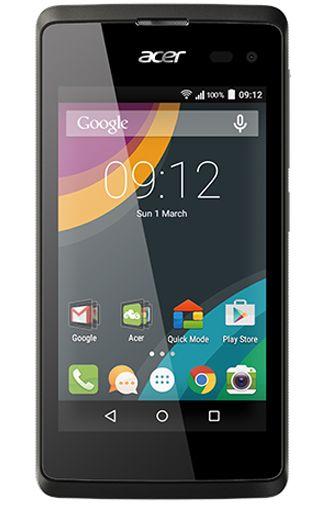 Goedkoopste Acer Liquid Z220 Duo Zwart Aanbiedingen en Abonnementen