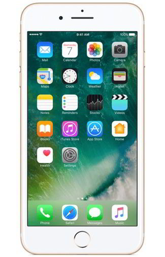 Apple iPhone 7 Plus 128GB Goud Aanbiedingen & Abonnementen