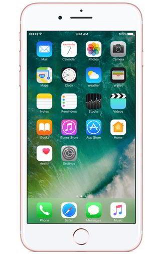 Goedkoopste Apple iPhone 7 Plus 256GB Roze Aanbiedingen en Abonnementen