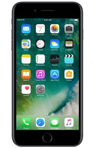 Apple iPhone 7 Plus 256GB Zwart Aanbiedingen & Abonnementen