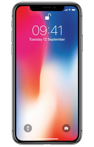 Apple iPhone X 256GB Kopen