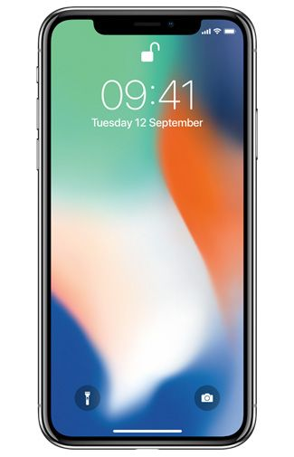 Apple iPhone X 64GB Zilver Kopen
