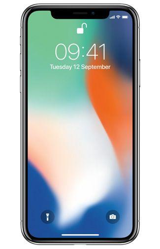 Apple iPhone X Zilver Kopen