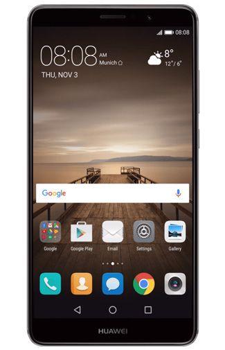 Huawei Mate 9 Grijs Aanbiedingen & Abonnementen