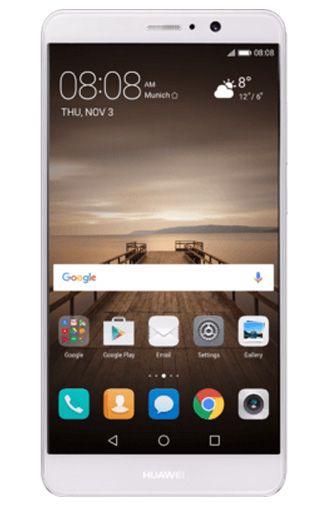 Huawei Mate 9 Zilver Aanbiedingen & Abonnementen