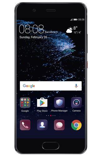Huawei P10 Zwart Aanbiedingen & Abonnementen
