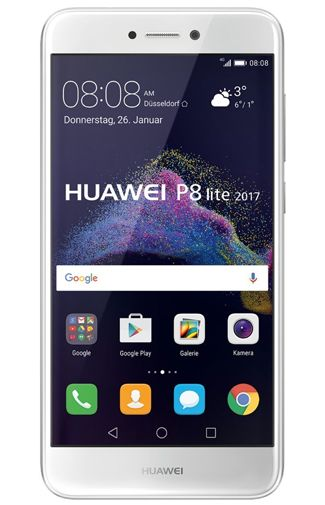 Huawei P8 Lite 2017 Wit Aanbiedingen & Abonnementen