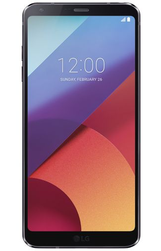 LG G6 Zwart Kopen