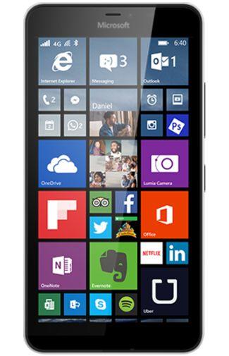 Microsoft Lumia 640 XL 4G Zwart Kopen