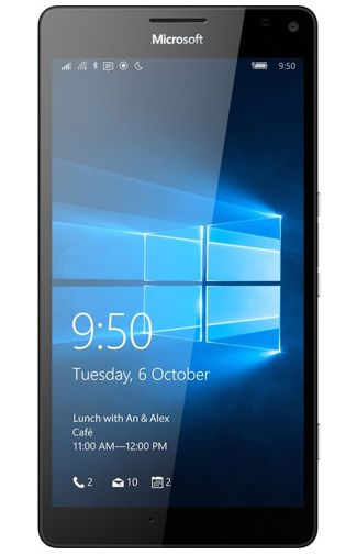 Microsoft Lumia 950 XL Wit Aanbiedingen & Abonnementen