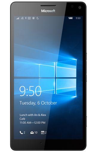 Microsoft Lumia 950 XL Zwart Aanbiedingen & Abonnementen