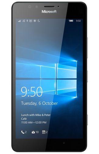 Microsoft Lumia 950 Zwart Aanbiedingen & Abonnementen