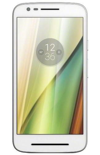 Motorola Moto E (3rd Gen) Wit Kopen