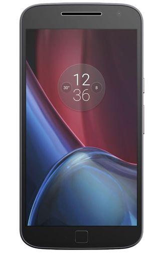 Motorola Moto G4 Plus Zwart Kopen