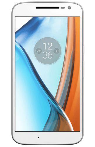 Motorola Moto G4 Wit Kopen