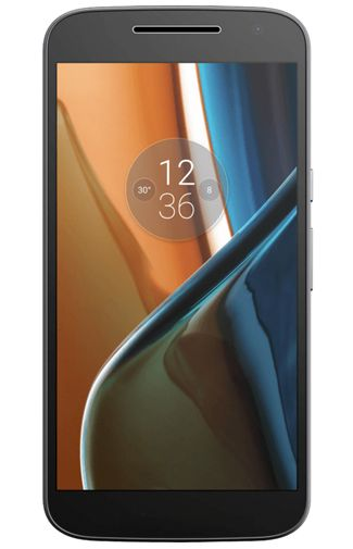 Motorola Moto G4 Zwart Kopen