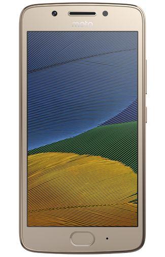 Motorola Moto G5 Goud Kopen