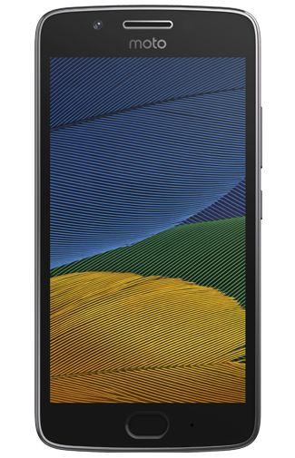 Motorola Moto G5 Grijs Kopen