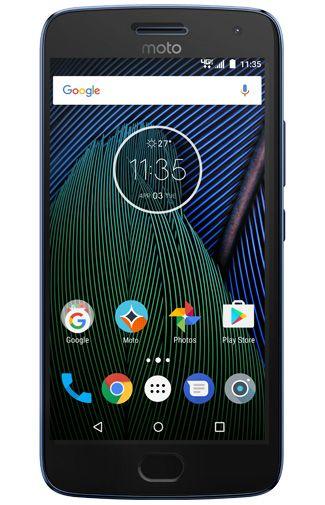 Motorola Moto G5 Plus Grijs Kopen