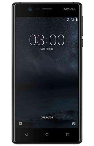 Nokia 3 Zwart Aanbiedingen & Abonnementen