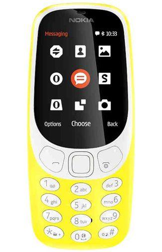 Nokia 3310 Geel Aanbiedingen & Abonnementen