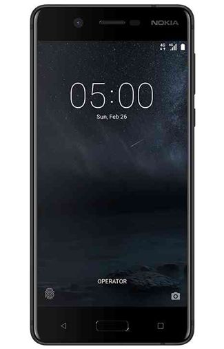 Nokia 5 Zwart Aanbiedingen & Abonnementen