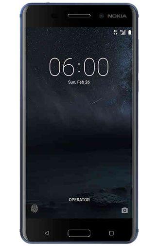 Nokia 6 Blauw Aanbiedingen & Abonnementen