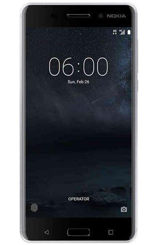 Nokia 6 Zilver Aanbiedingen & Abonnementen