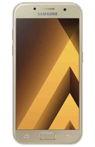 Samsung Galaxy A3 2017 Goud Kopen