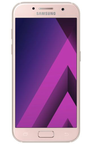 Samsung Galaxy A3 2017 Roze Kopen