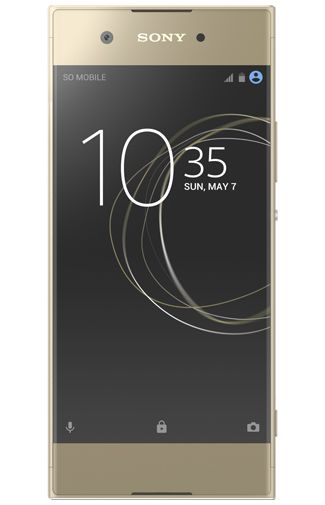 Sony Xperia XA1 Goud Aanbiedingen & Abonnementen