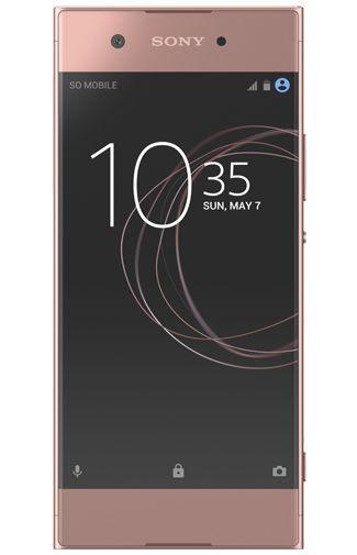 Sony Xperia XA1 Roze Goud Aanbiedingen & Abonnementen