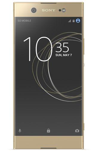 Sony Xperia XA1 Ultra Goud Aanbiedingen & Abonnementen
