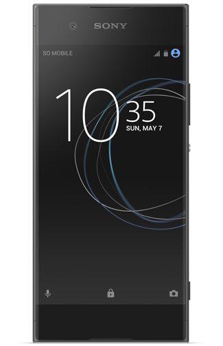 Sony Xperia XA1 Zwart Aanbiedingen & Abonnementen