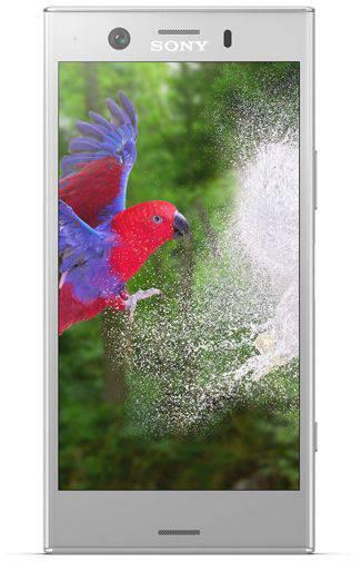 Goedkoopste Sony Xperia XZ1 Compact Zilver Aanbiedingen en Abonnementen