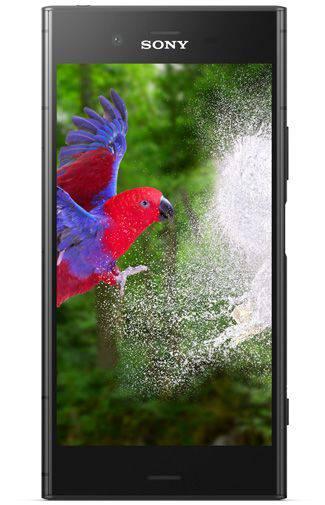 Goedkoopste Sony Xperia XZ1 Zwart Aanbiedingen en Abonnementen
