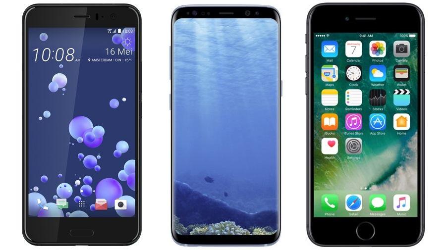 Top 10 Mobiele Telefoons 2017 Mei - Top 10 Telefoon Sjop